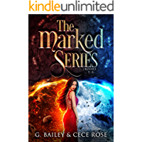 The Marked Series Box Set: A Reverse Harem Academy Romance