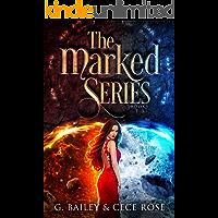 The Marked Series Box Set: A Reverse Harem Academy Romance