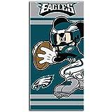 NFL Philadelphia Eagles Disney Beach Towel, 30-inch by 60-inch