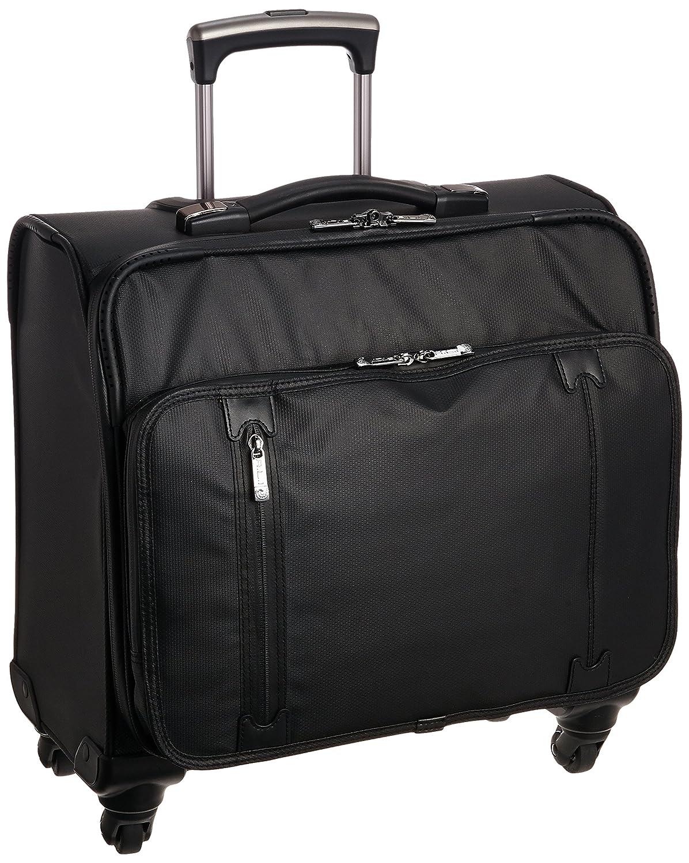 [エーエルアイ] A.L.I 防水スーツケース ウォーターゼロ 35L 2.4kg 機内持込可 B00T5LADWU ブラック