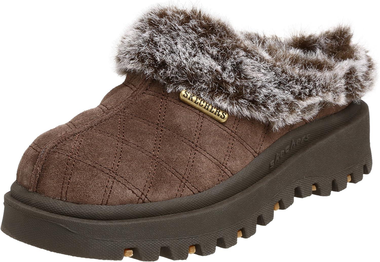 después del colegio maldición Presunción  Amazon.com   Skechers Women's Shindigs-Miracle Clog Slipper   Fashion  Sneakers