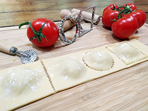 William & Douglas 4-Piece Ravioli Maker Set Review