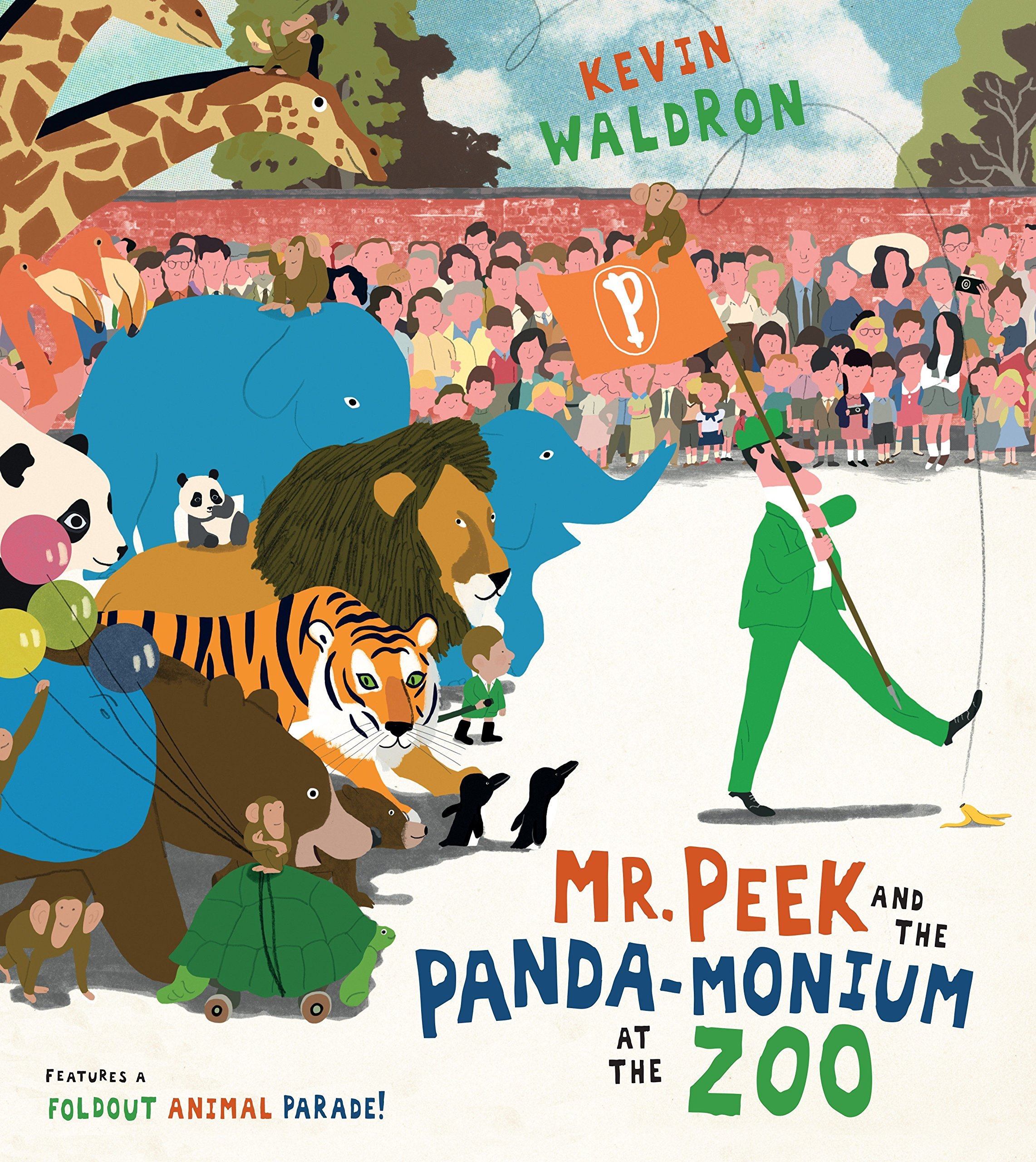 Panda-monium at Peek Zoo