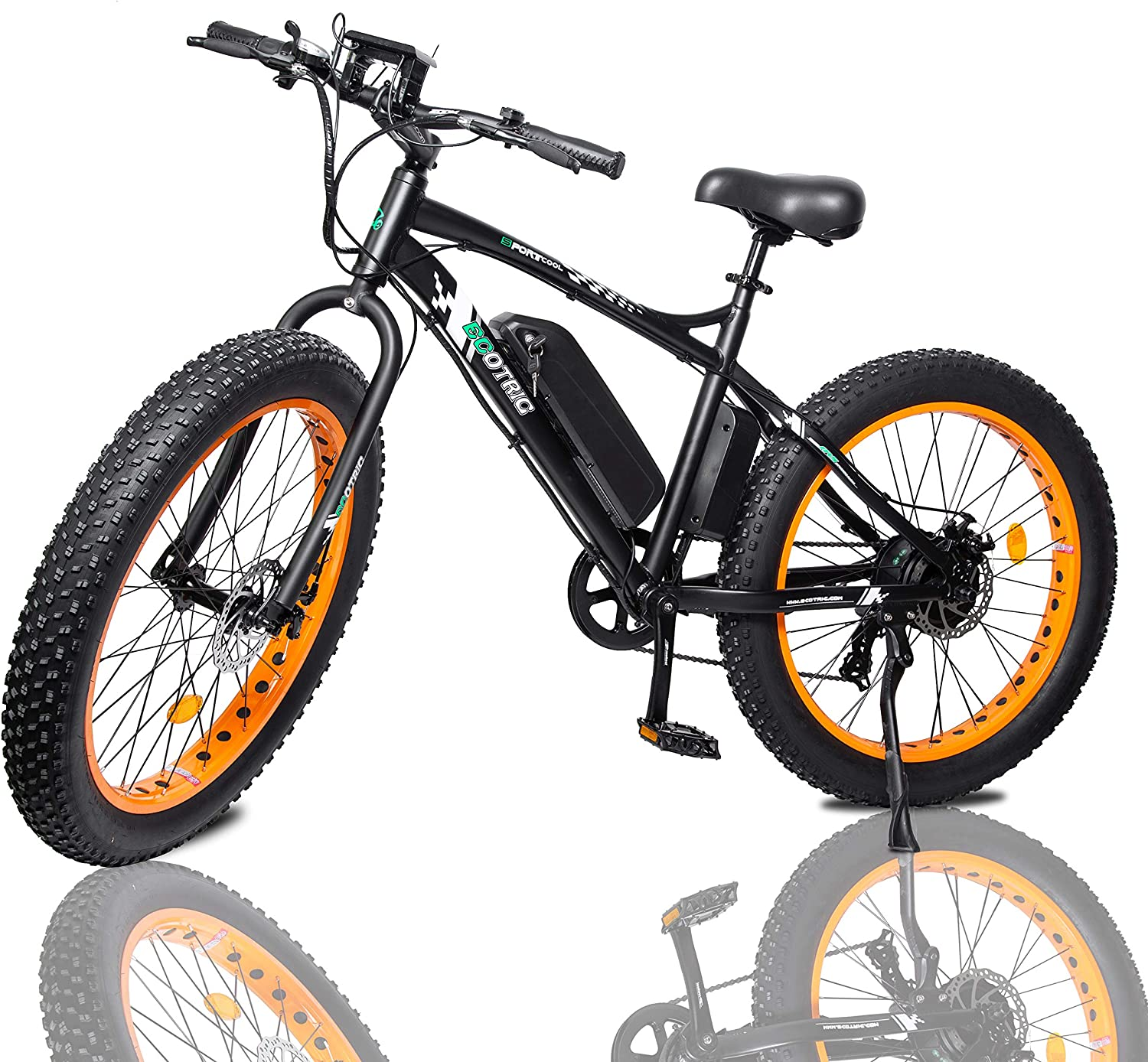 best electric bike under 1000: ECOTRIC Fat Tire Electric Bike