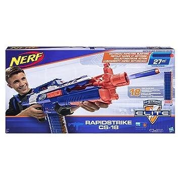 Nerf A3901EU40 Elite Rapidstrike Gun XD