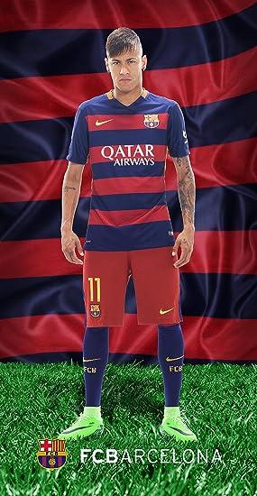 FC Barcelona FCB Neymar Toalla - Toalla de baño & Toalla de playa 75x150cm