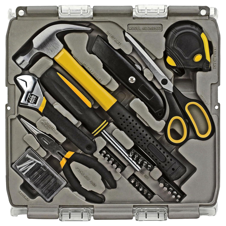 Tradespro 835109 Automotive Tool Set, 72-Piece - Hand Tool Sets - Amazon.com