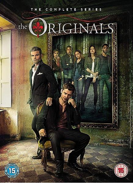 The Originals Series 1-5 Edizione: Regno Unito Reino Unido DVD: Amazon.es: Cine y Series TV