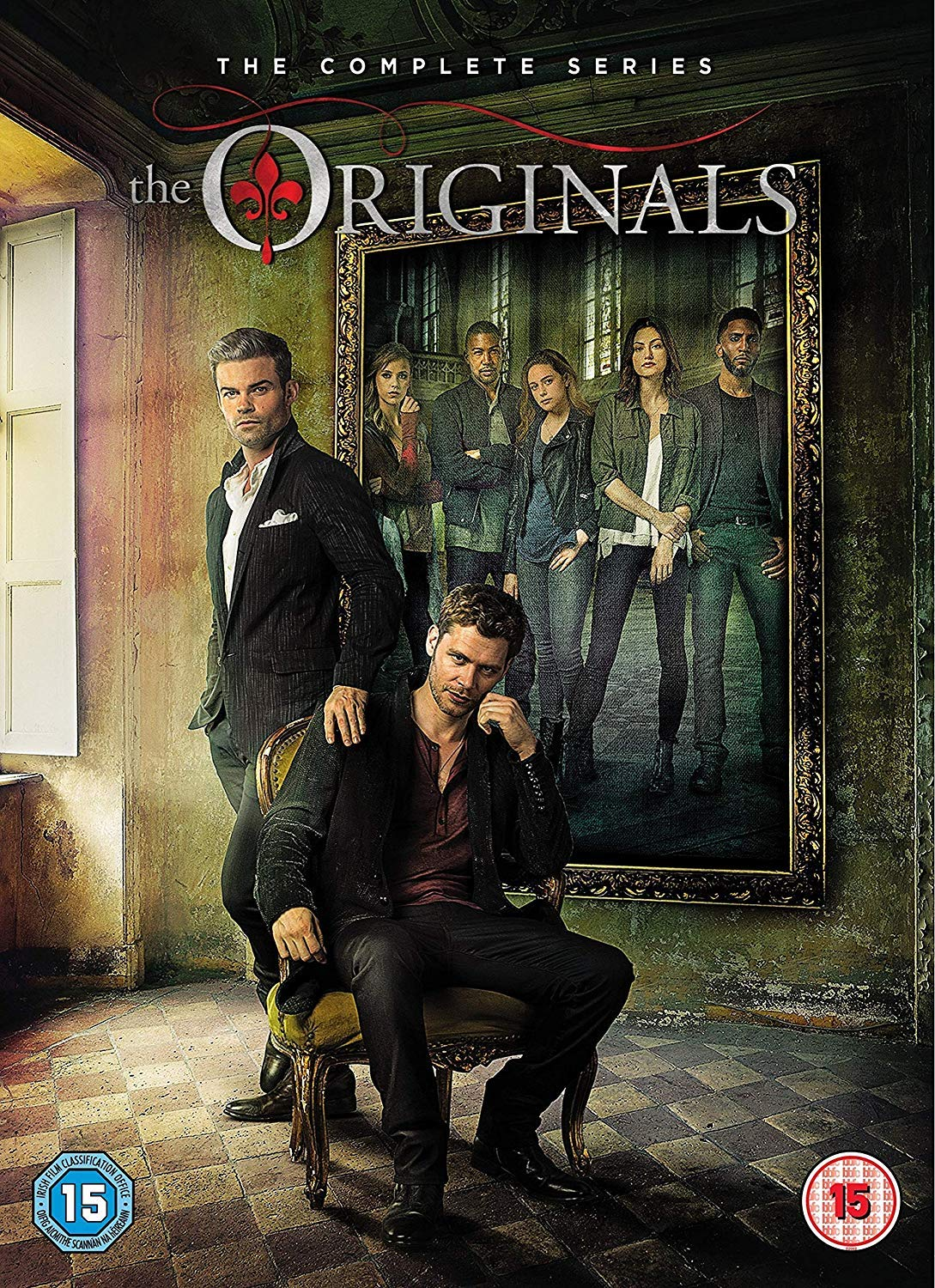 The Originals Series 1-5 [Edizione: Regno Unito] [Reino Unido] [DVD]
