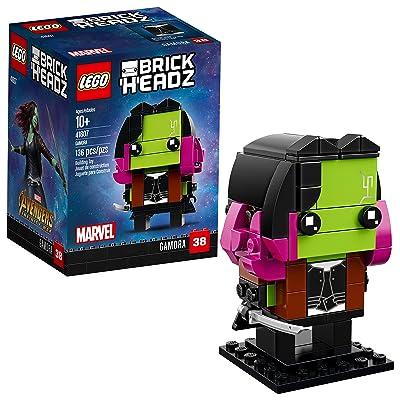 LEGO BrickHeadz Gamora 41607 Building Kit (136 Piece): Toys & Games
