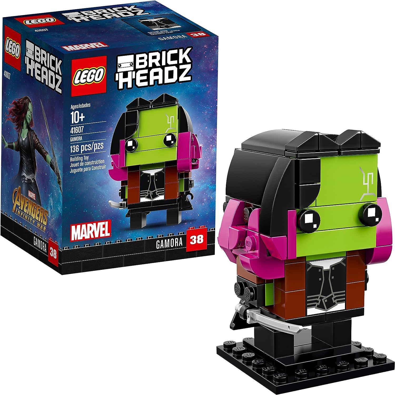 LEGO BrickHeadz Gamora 41607 Building Kit (136 Piece)