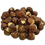 NUTS U.S. - Raw Oregon Hazelnuts (Filberts), No Shell, GIANT SIZE!!! (1 LB)