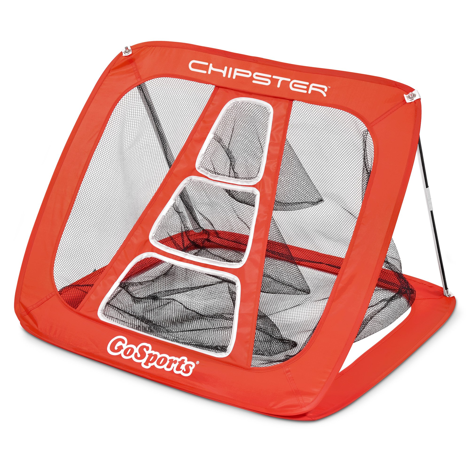 GoSports Chipster Golf Chipping Practice Net | Great for All Skill Levels