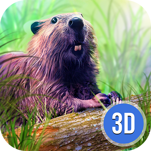 Forest Predator Attack Giant Rodent Hunting (Superhero Hut)