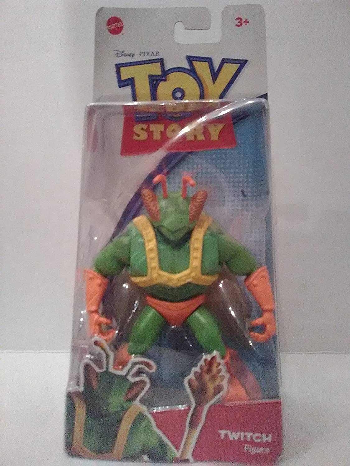 Disney Pixar Toy Story 3 Basic Action Figure - Twitch ...