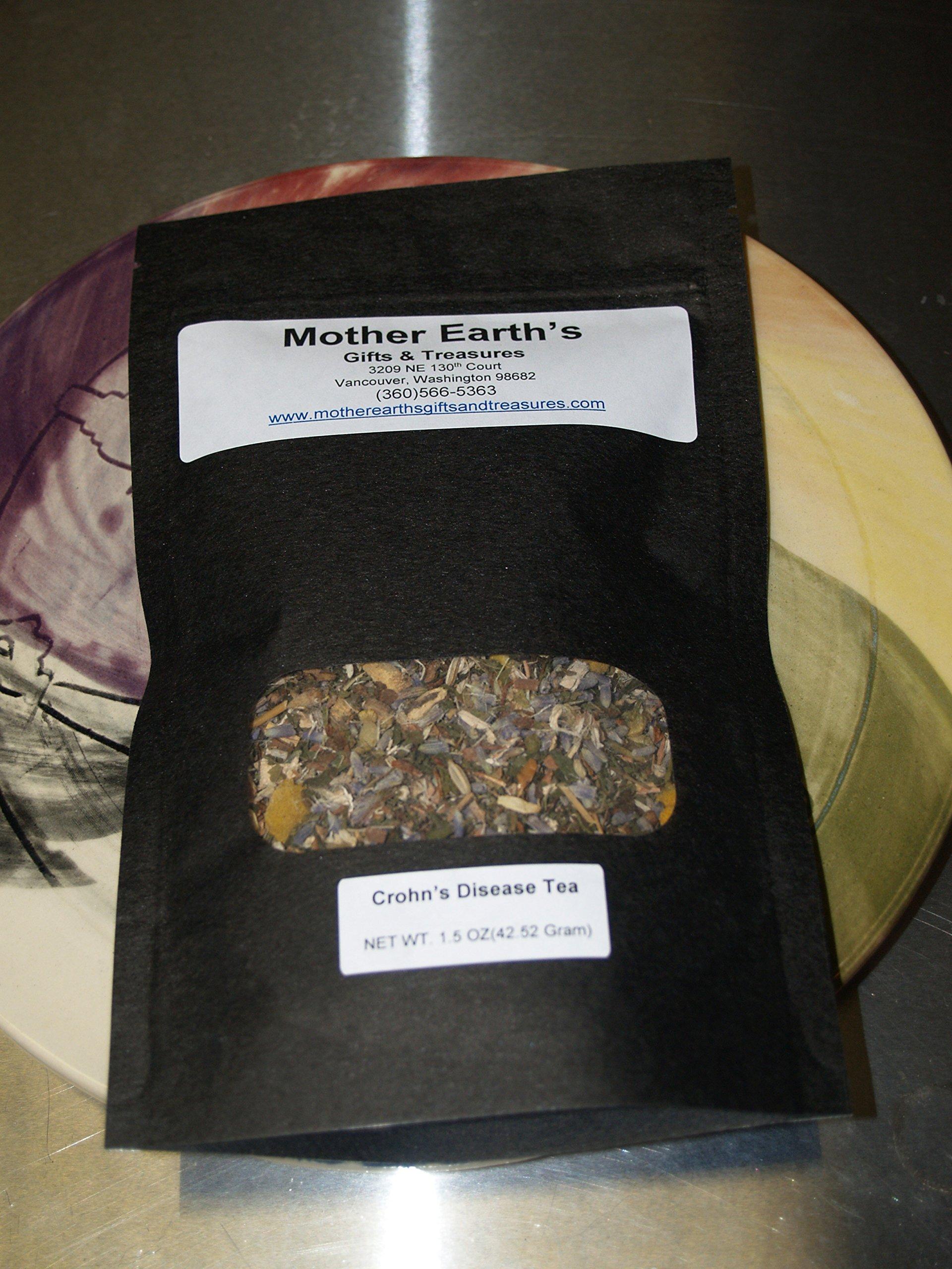 Herbal Medicinal Loose Leaf Tea- Crohn's Disease Tea