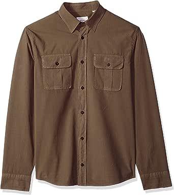 Billy Reid Men's Standard Fit Button Down Brantley Shirt