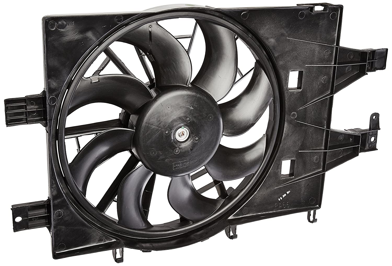 Four Seasons 75260 Cooling Fan Assembly