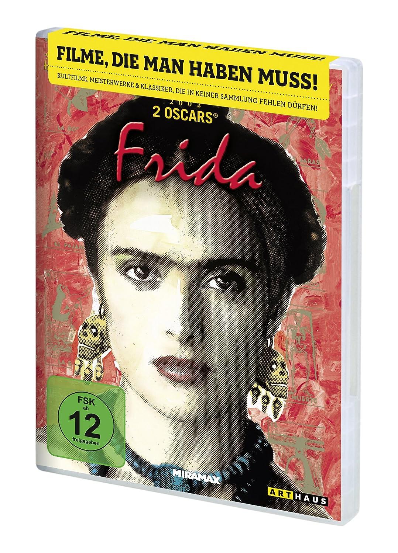 frida leben und werk der frida kahlo in julie taymors film german edition