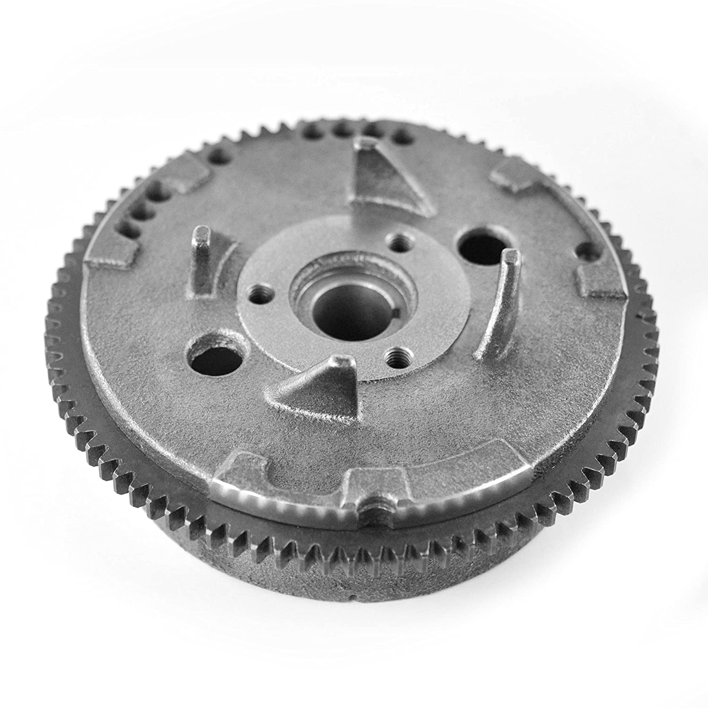 Flywheel For Polaris Big Boss Magnum Ranger Scrambler Sportsman Worker 500 2000 2001 2002 2003 FF97 OEM Repl.# 3086984 3085558 3087166 3086819 3086983 Kit Stator