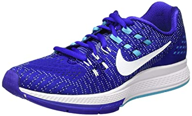detailed look 51f05 e5683 Nike Womens Air Zoom Structure 19 Running Trainers 806584 Sneakers Shoes