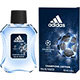 Adidas Champions League UEFA 4 Eau De Toilette for Men, 100ml