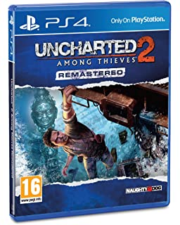 Amazon Com Uncharted 3 Drakes Deception Remastered Ps4 Uk