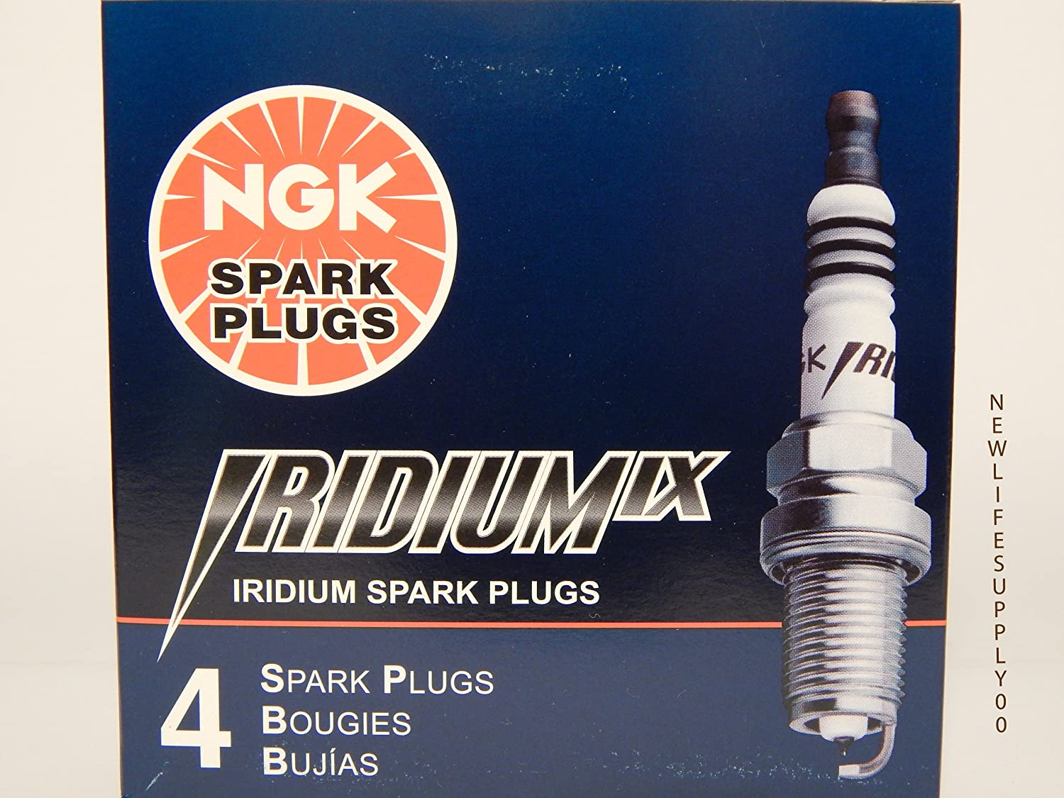 Amazon.com: NGK 4344 LTR5IX-11 Iridium IX Spark Plug (Pack of 1): Automotive