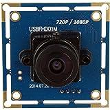 ELP Mini Telecamere Videosorveglianza con Full HD 1080p 2.0Megapixel Obiettivo