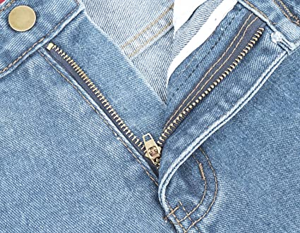 Jeans gerades Bein blau highwaist klassisch NEU mit Etikett Schnäppchen