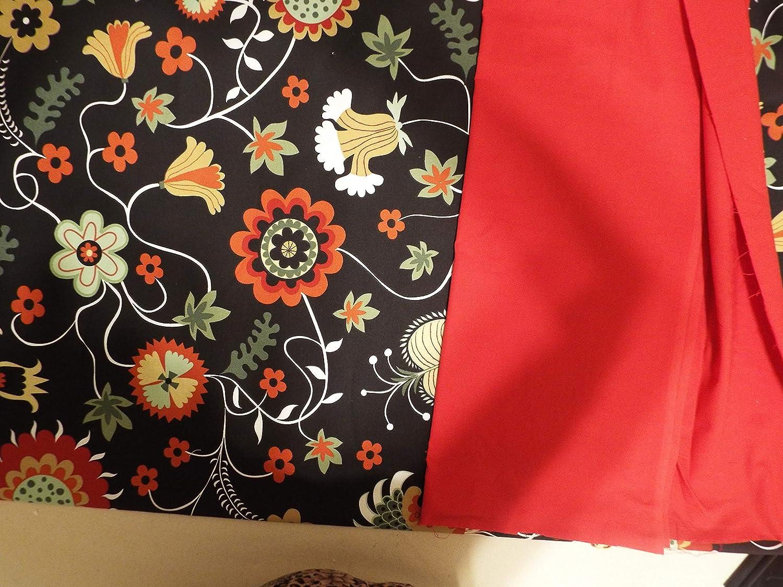 Duvet Cover Bright Colored Flower