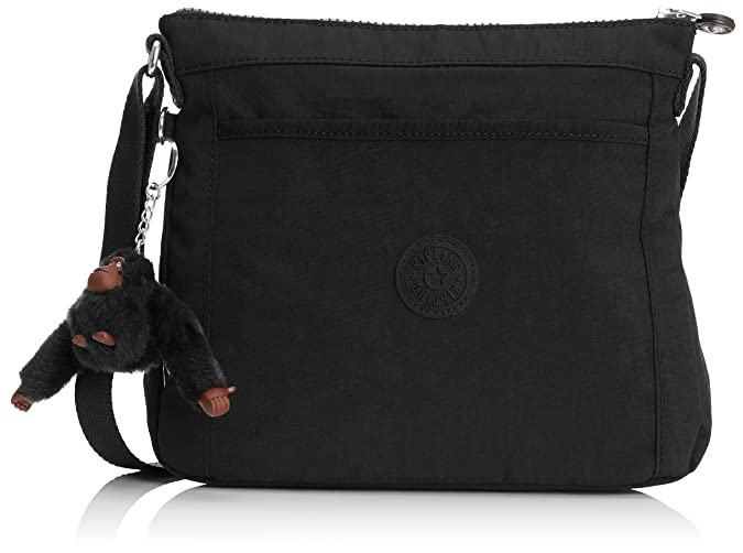 5d34e68fbe Kipling Womens Moyelle Cross-body Bag Black One Size: Amazon.co.uk: Shoes &  Bags