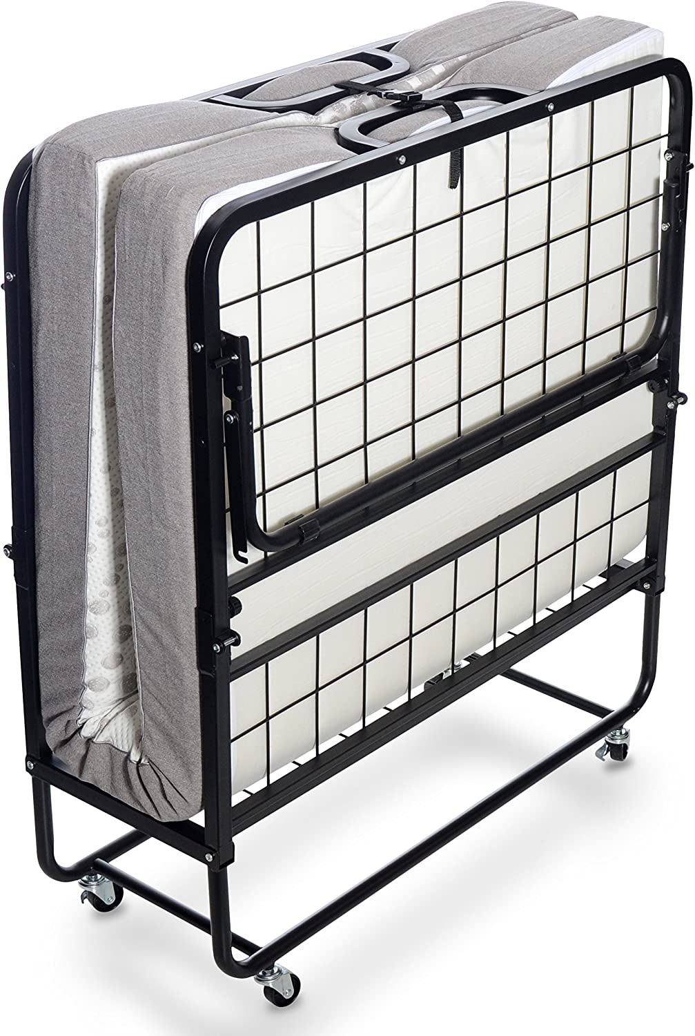 - Amazon.com: Milliard Diplomat Folding Bed – Twin Size - With