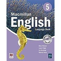 Macmillan English 5 Language Book