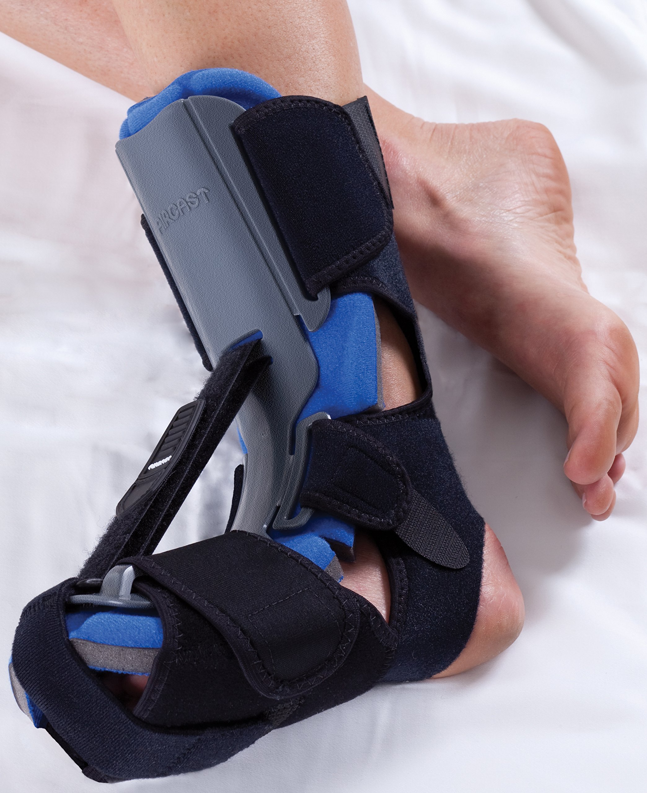 Aircast AirHeel Ankle Support Brace and Dorsal Night Splint (DNS) Care Kit, Medium by Aircast (Image #7)