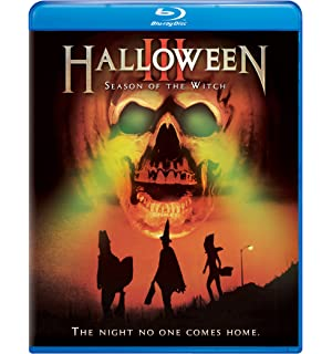 halloween iii season of the witch blu ray - Halloween Ii Blu Ray