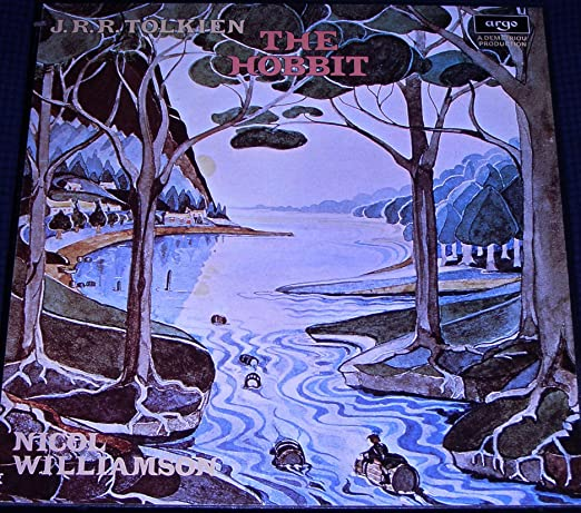 Nicol Williamson - The Hobbit Audiobook Online Free