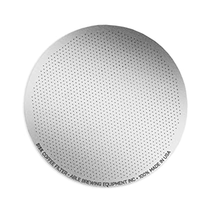Amazon Able Brewing DISK Coffee Filter for AeroPress Coffee