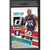 $27 » 2019-20 Donruss Basketball Factory Sealed Hanger Box - 50 Cards Per Box