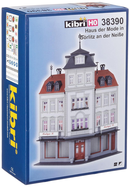 d Fabrikanbau in Görlitz a Kibri H0 38389 H0 Stadthaus m Neiß