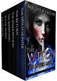 The Witch Hunter Saga: Books #1-4