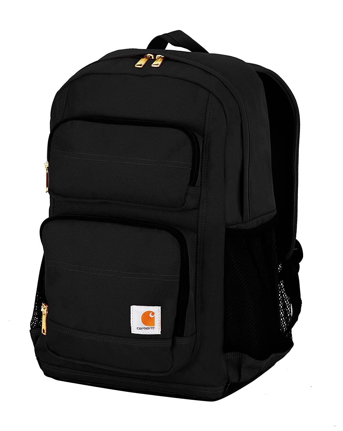 0dc0af9bb56 Amazon.com: Carhartt Legacy Standard Work Backpack with Padded Laptop  Sleeve and Tablet Storage, Black: Sports & Outdoors