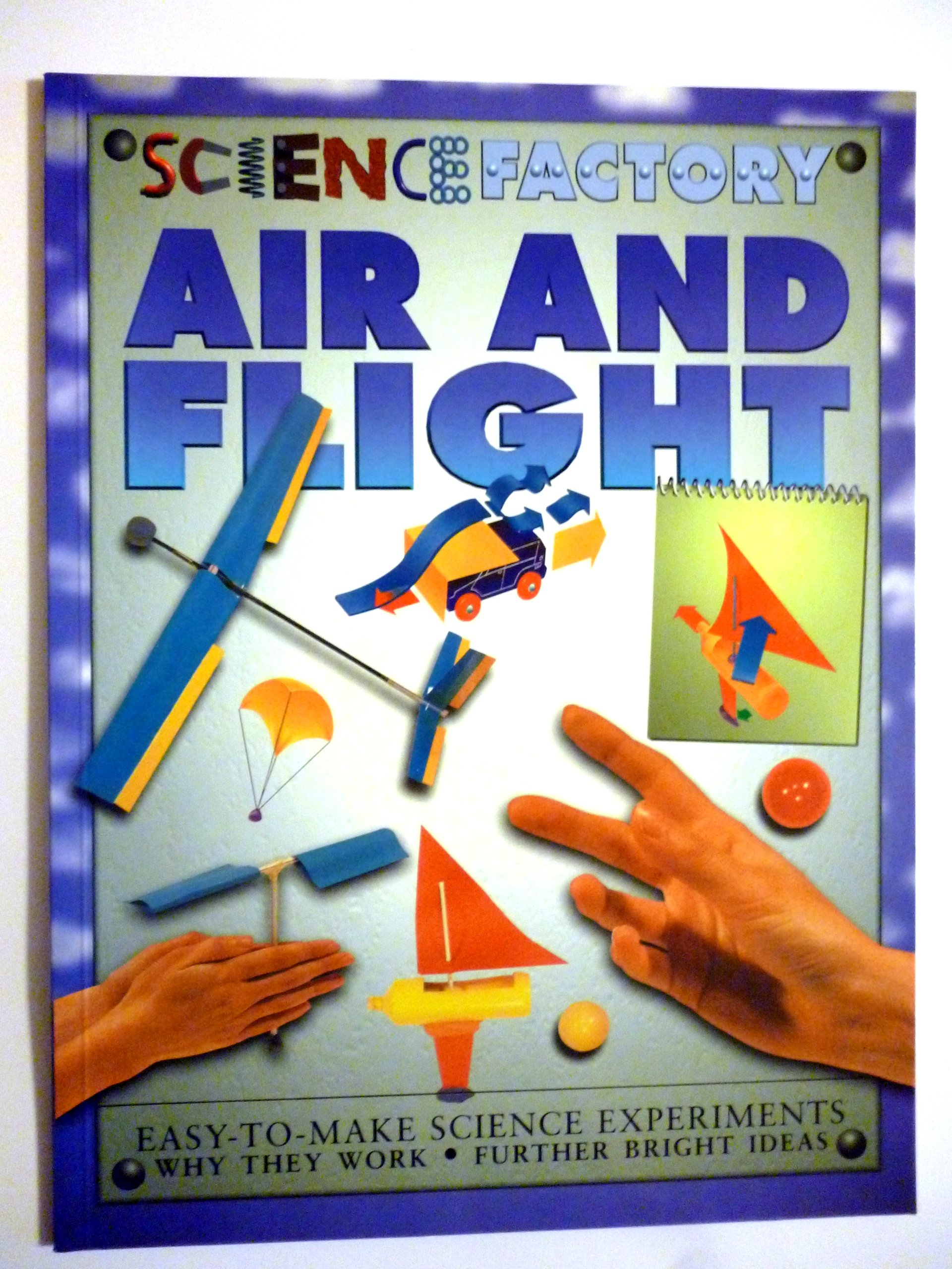 Download Air and Flight (Science Factory) pdf