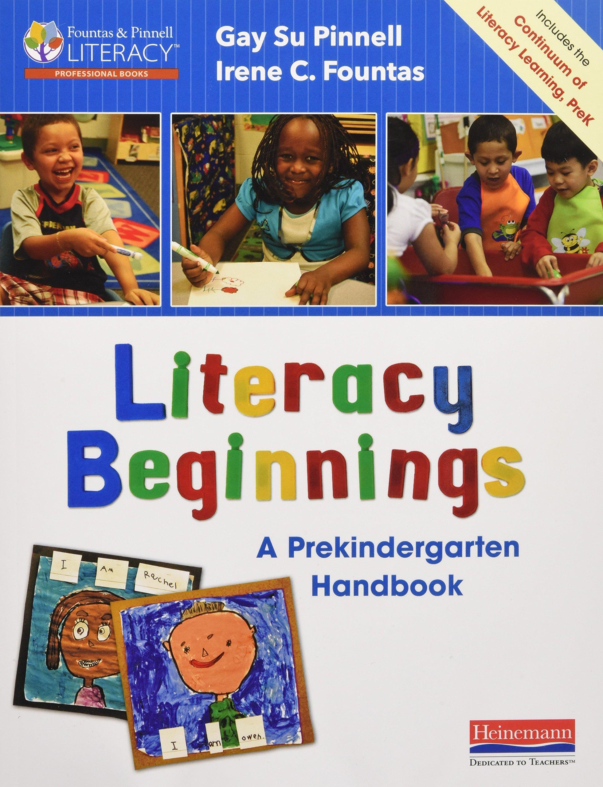 Literacy Beginnings: A Prekindergarten Handbook Paperback – Mar 1 2011
