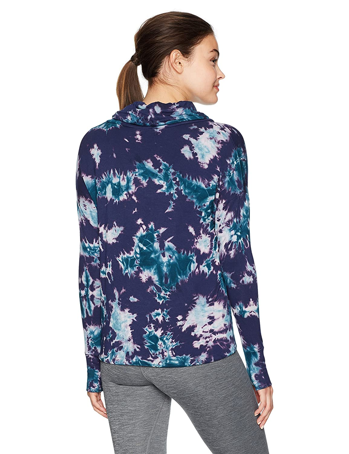 PL Movement by Pink Lotus Womens Dark Passion Pullover