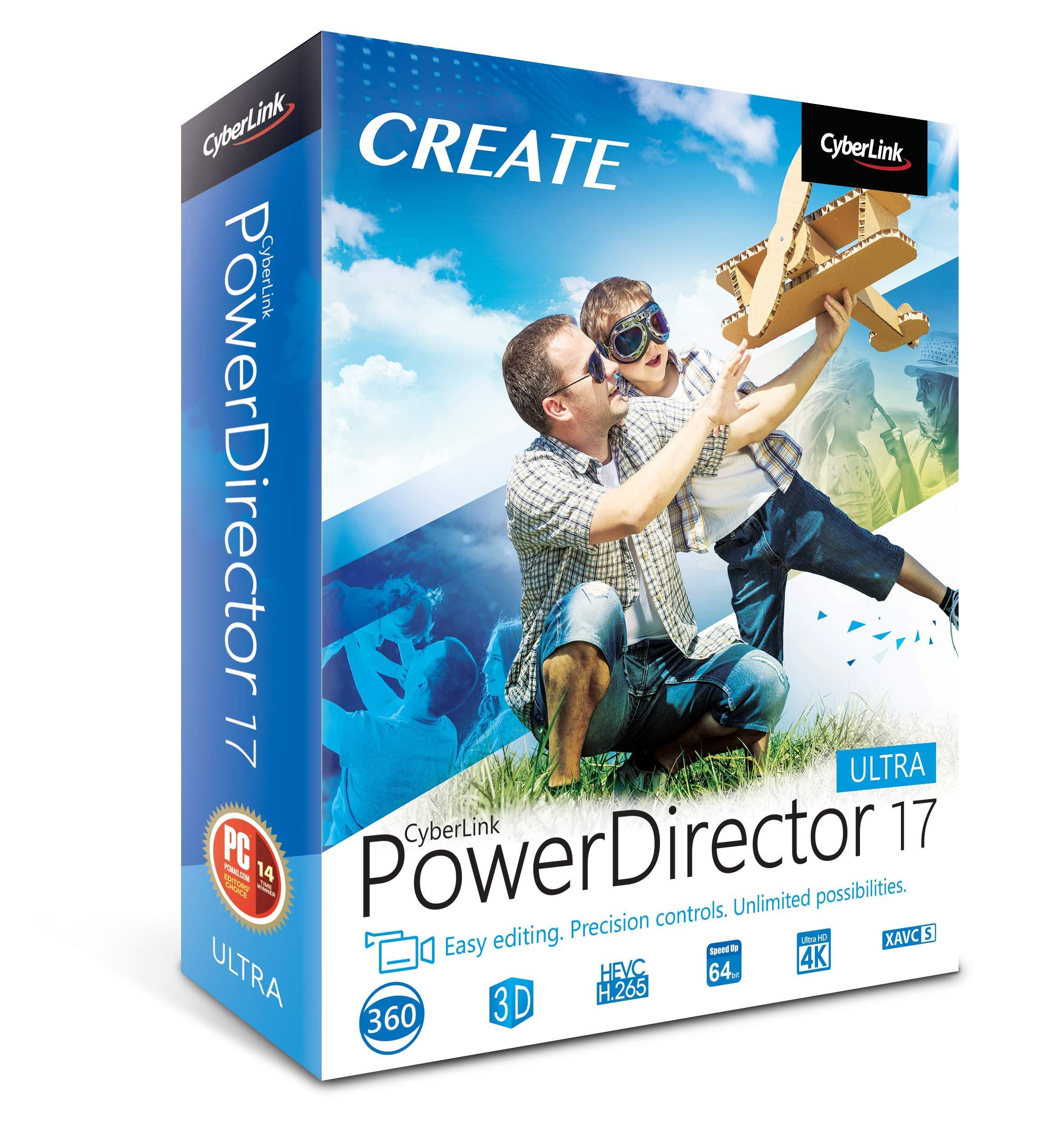 Cyberlink PowerDirector 17 Ultra by Cyberlink