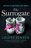 The Surrogate: A gripping psychological thriller with an incredible twist (English Edition)