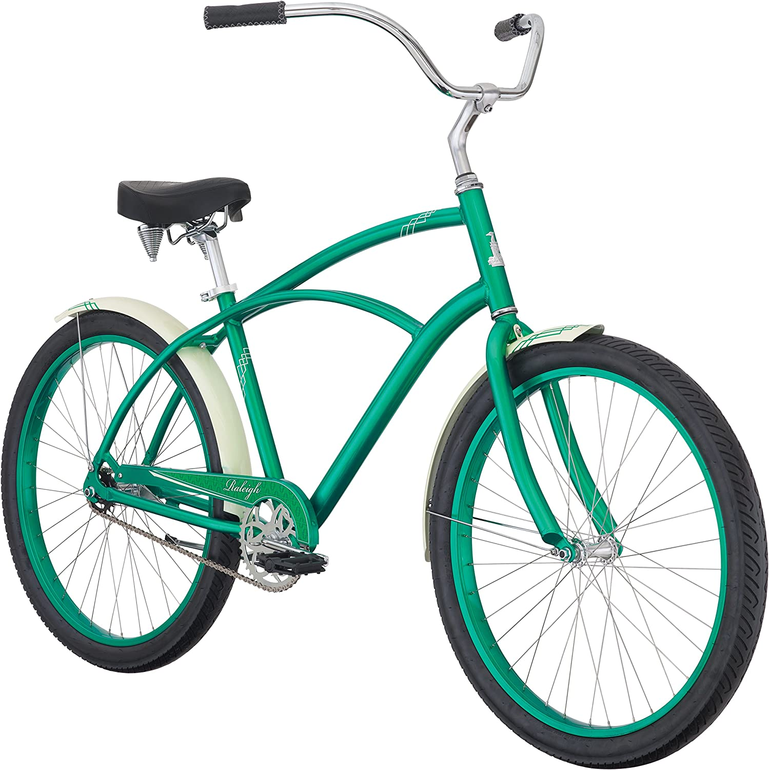 Raleigh Bikes Men s Retroglide Cruiser Bike