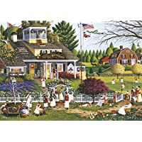 Buffalo Games-Charles Wysocki-Love-300 Large Piece Jigsaw Puzzle