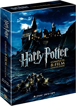 Harry Potter The Complete 8-Film Collection on DVD